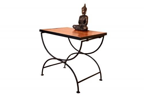 Jamboree iron leg stool