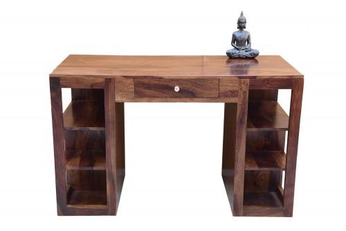 Heavro teak finish study table