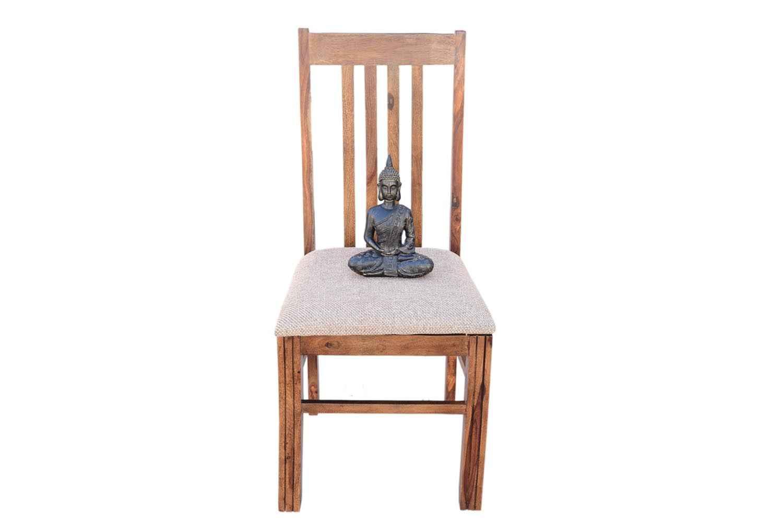 buy pair of vernal upholstery teak finish strip chair